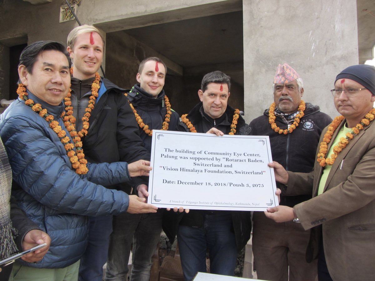 Erfahrungsbericht: OUTREACH MICRO SURGICAL EYE CAMP Hetauda 18. – 20.12.2018